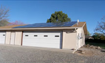 Fontus Residential Solar Systems in Western Colorado